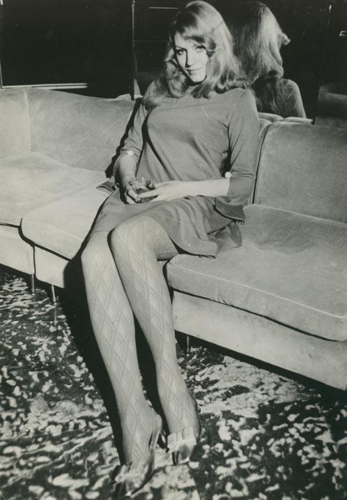 Рис.3 Анна Герман в Италии, незадолго до аварии