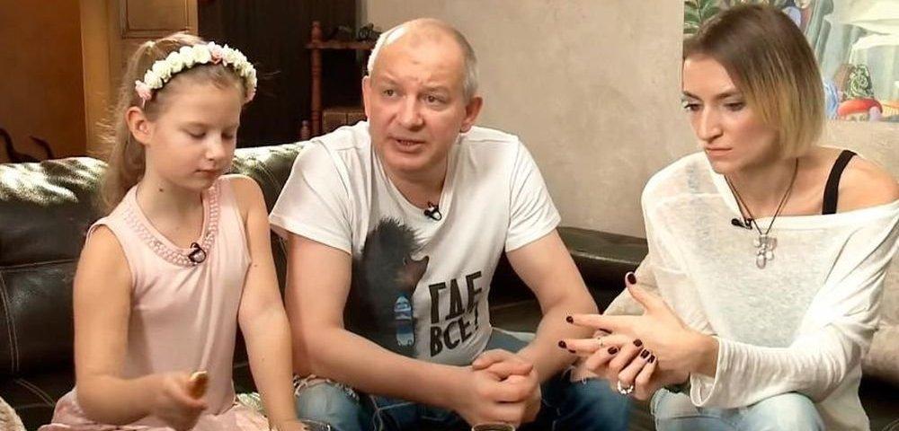 Рисунок 3. Официальная семья Дмитрия Марьянова.