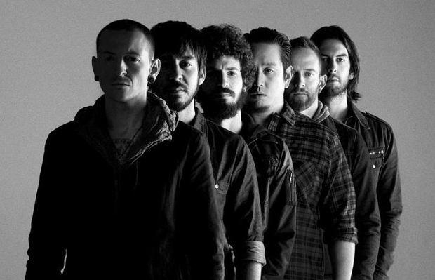 Рисунок 3. Linkin Park.
