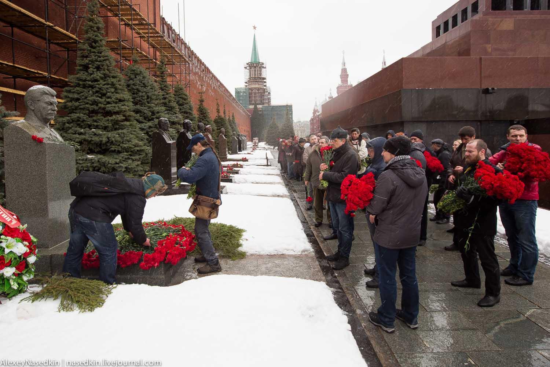 Рисунок 4. Могила Сталина