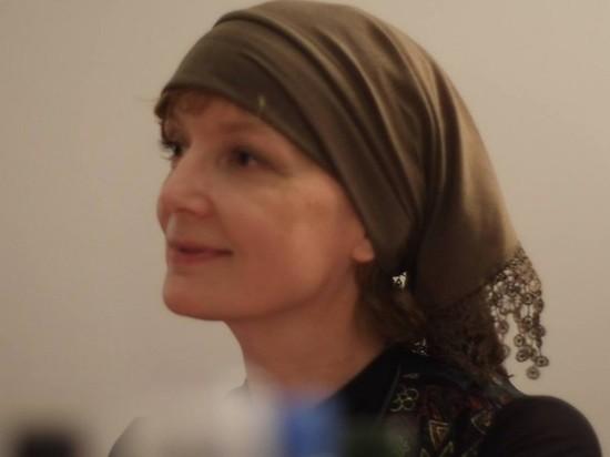 Рисунок 1. Мария Спивак: с добром к людям и любовью к своим произведениям