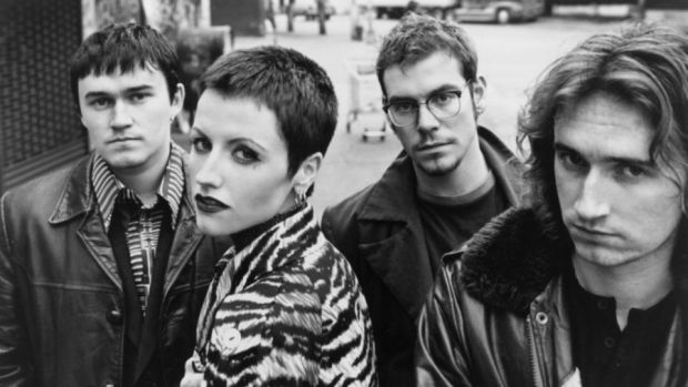 Рисунок 2. The Cranberries.
