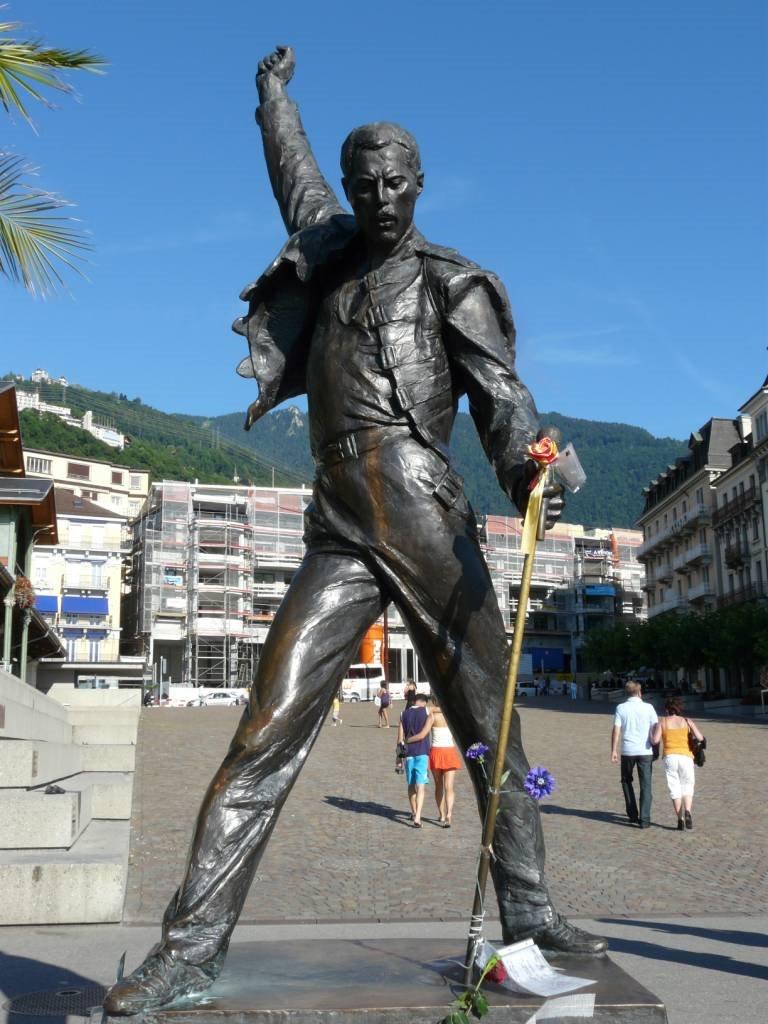 Рисунок 4. 8-метровая статуя Меркьюри