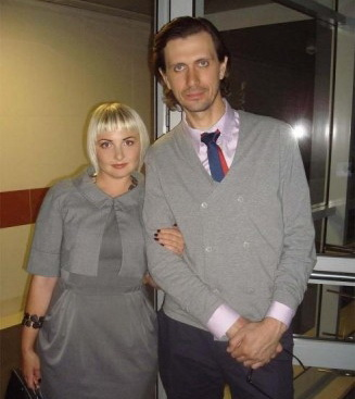 Рисунок 4. Алексей с женой Марией