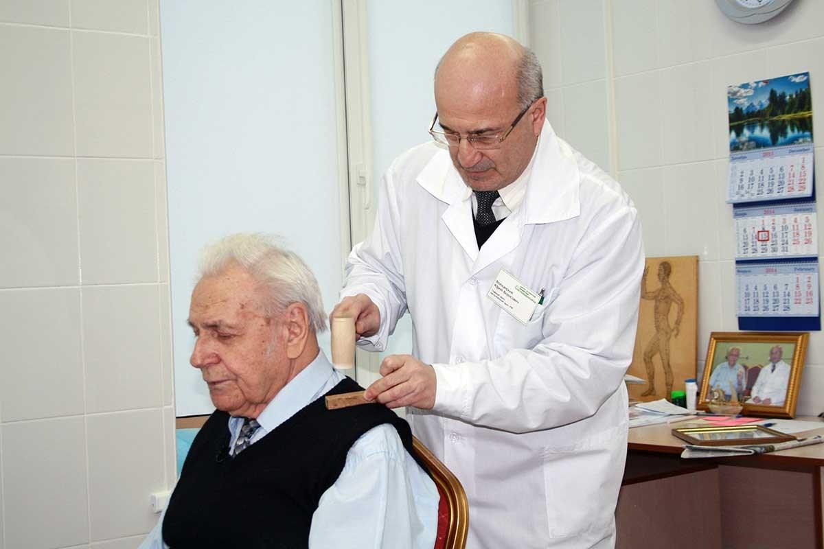 Рисунок 4. Медицинский центр Ивана Павловича Неумывакина