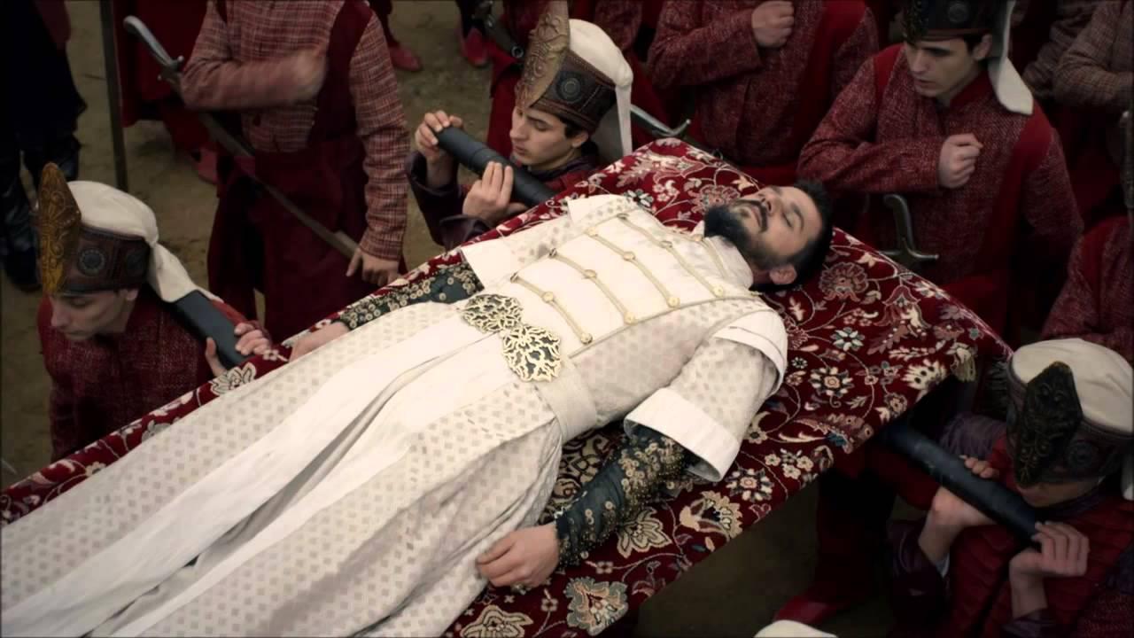 Рисунок 4. Одно из главных злодеяний Рустем-паши, убийство шехзади Мустафы