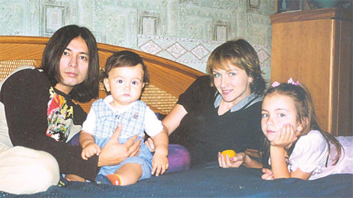 Рисунок 4. Семья Мурата Насырова (фото из семейного альбома)