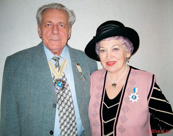 Рисунок 1. Иван Павлович со второй женой