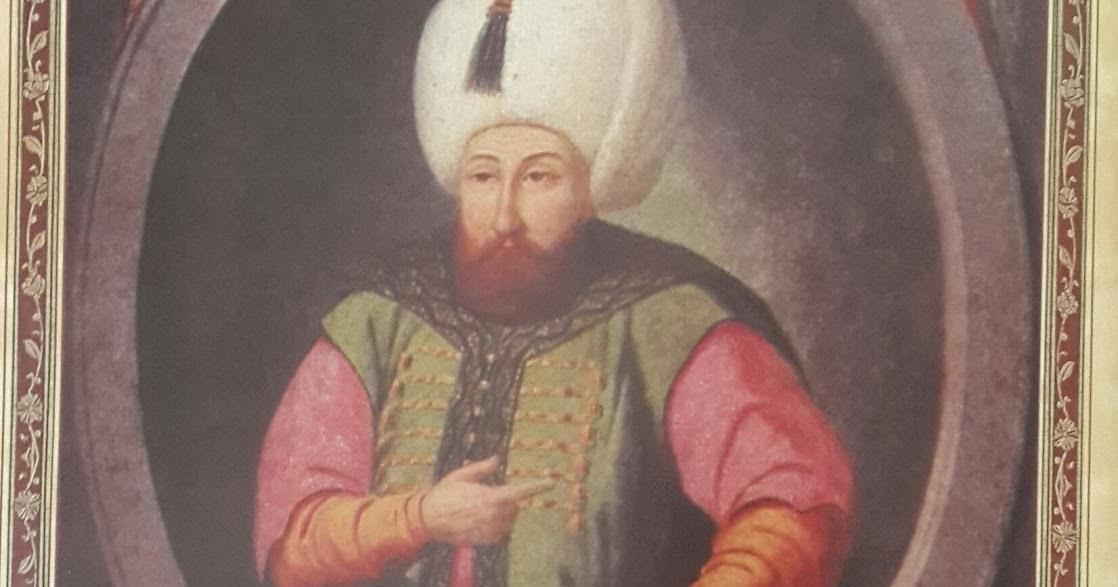 Рисунок 1. Оригинальное изображение султана