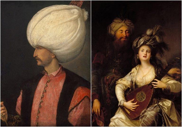 после этого исторические фото султана сулеймана и его семьи старого писательского