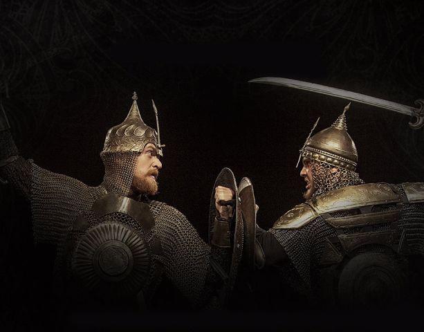 Рисунок 3. Междоусобица между братьями