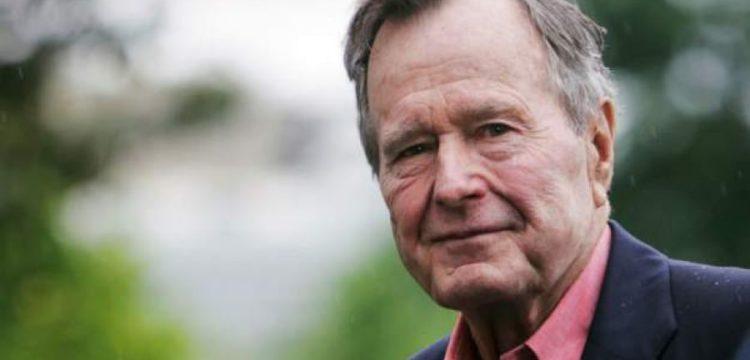 Причина смерти Джорджа Буша – старшего, 41-ого президента США