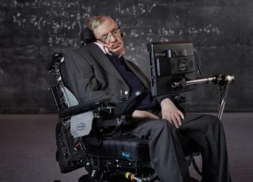 Знаменитый космолог современности: от чего умер и чем запомнился миру Стивен Хокинг