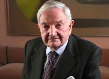 Властелин мира: смерть миллиардера Дэвида Рокфеллера