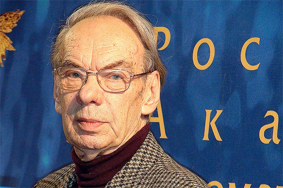 Рисунок 1. Баталов скончался в возрасте 88 лет