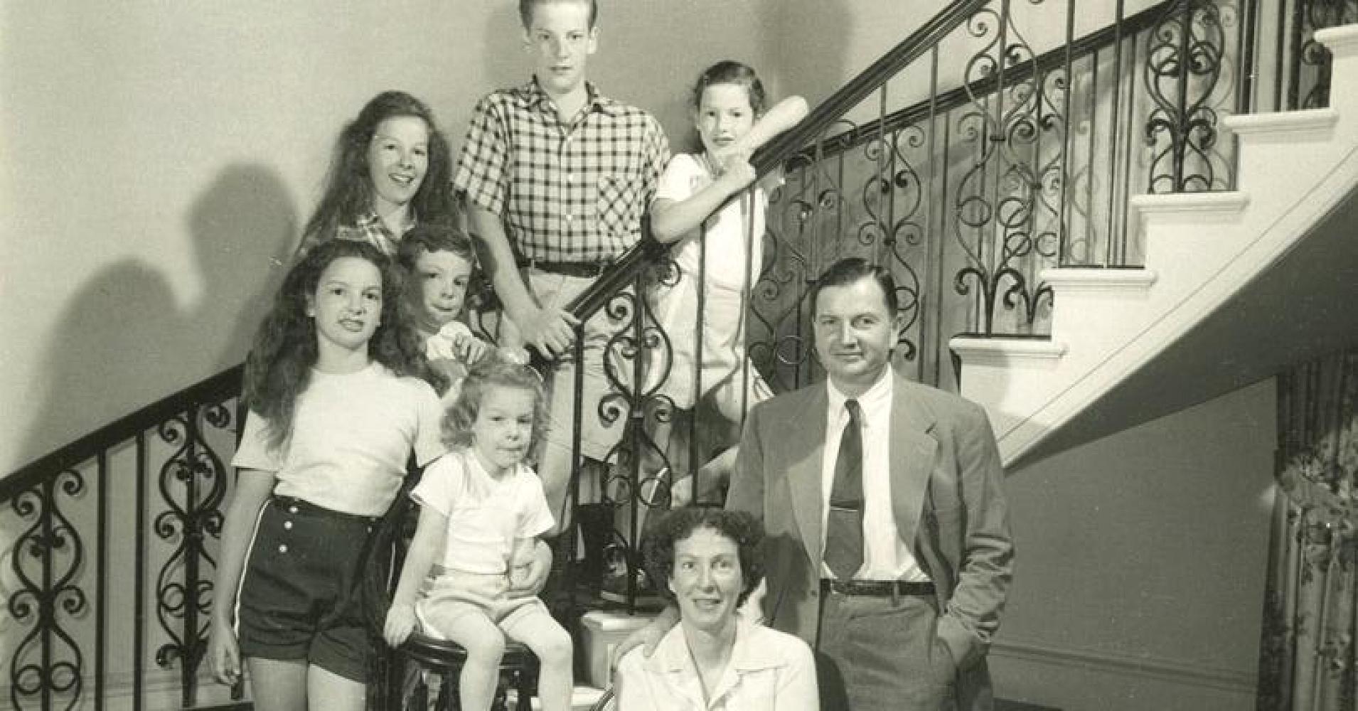 Рис. 3: Фото с семьей