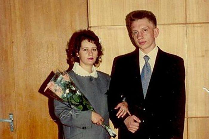 Рисунок 5. Алексей с супругой Еленой