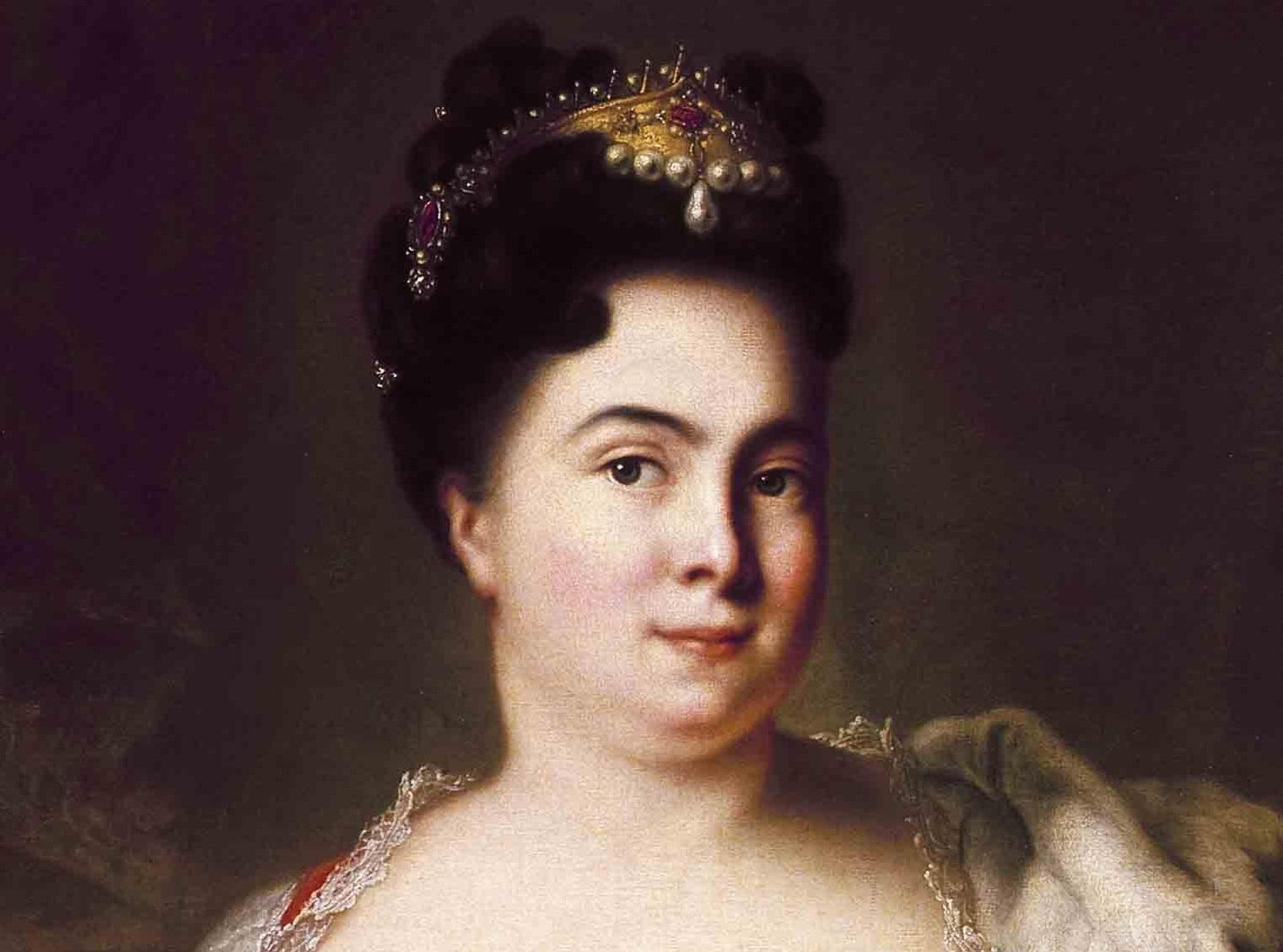 Рисунок 6. Екатерина I