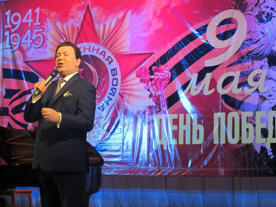 Рисунок 1. У многих россиян День Победы ассоциируется с песнями в его исполнении