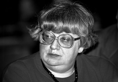 Политик и публицист: жизнь и смерть Валерии Новодворской