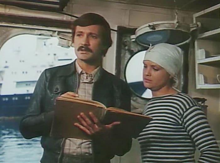 Рисунок 2. Боцман Оля, кадр из кинофильма «Берегите женщин»