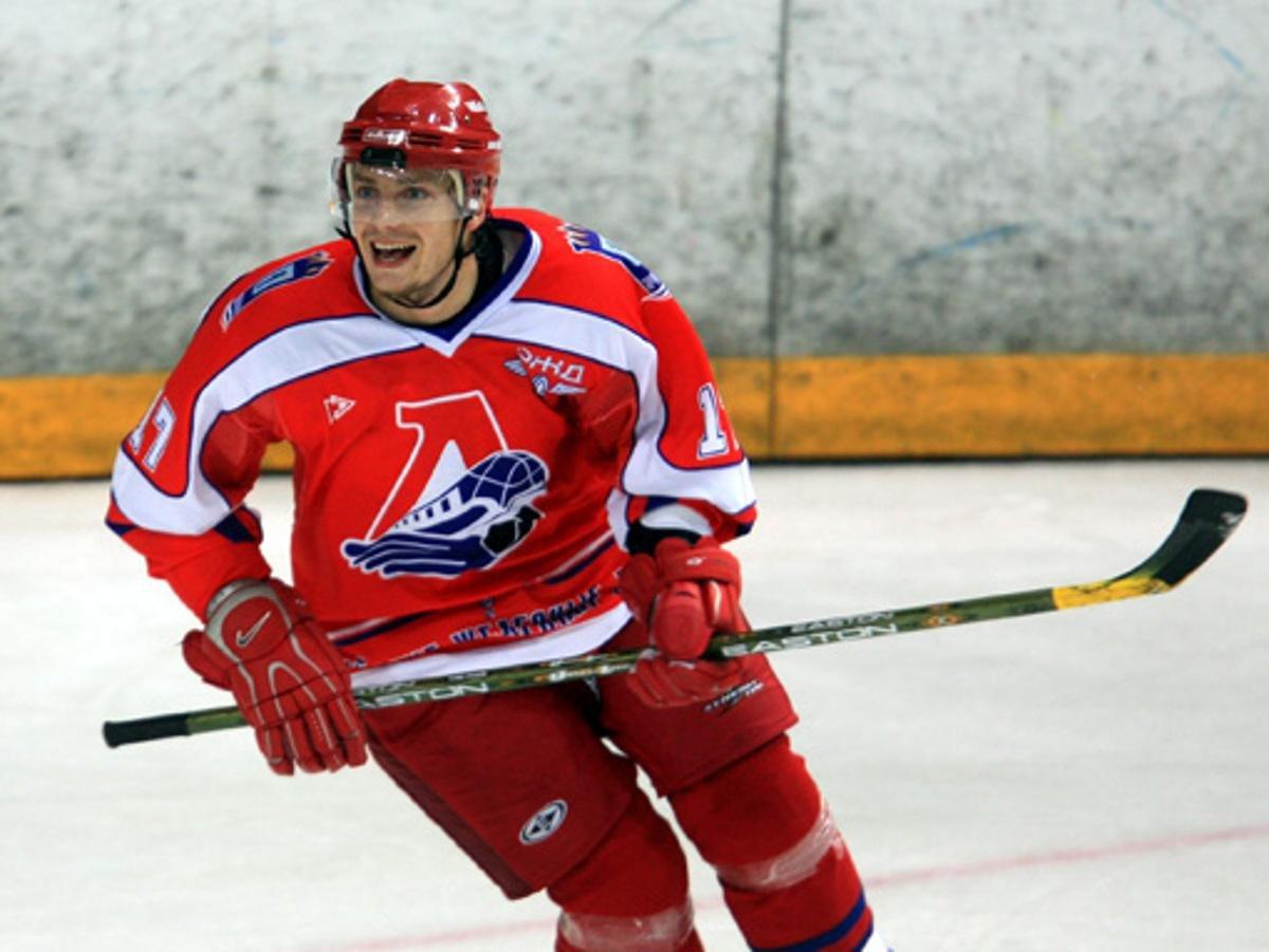 Рисунок 2. Надежда русского хоккея.