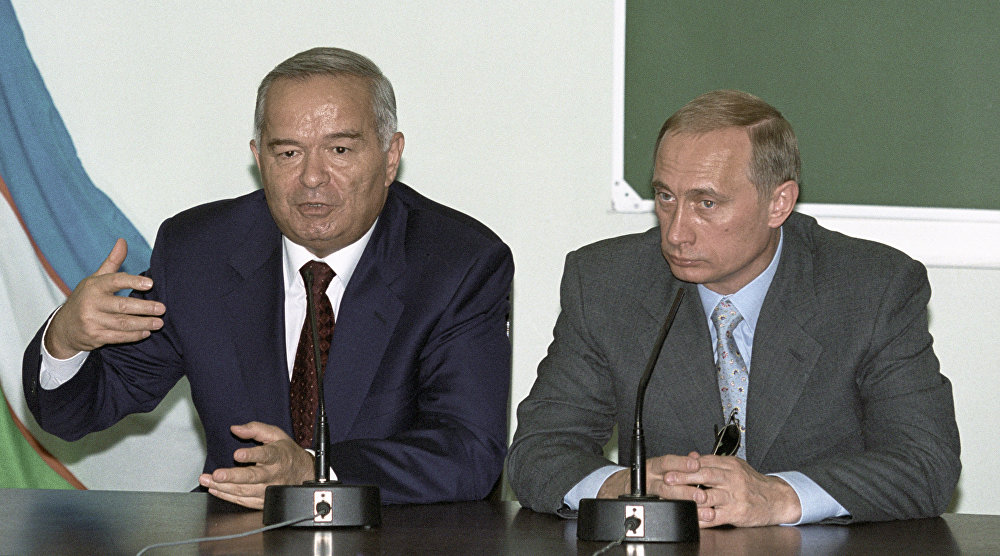 Рисунок 2. Вместе с Владимиром Путиным