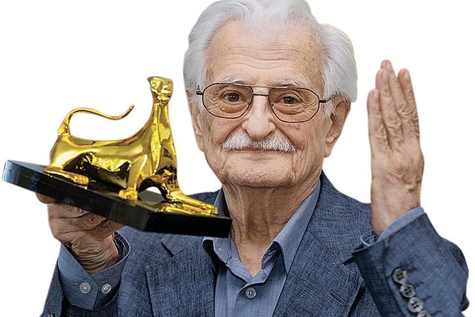 Рисунок 1. Международная премия «Золотой Леопард»