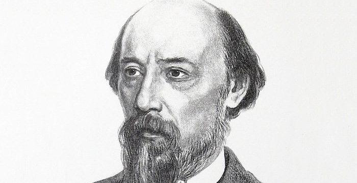 Классик русской литературы: когда родился и умер Николай Некрасов