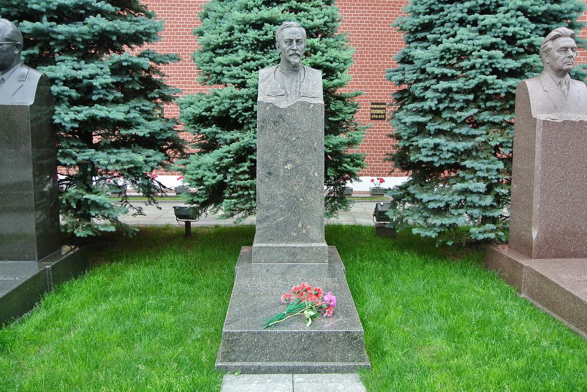 Рисунок 1. Могила Ф. Э. Дзержинского