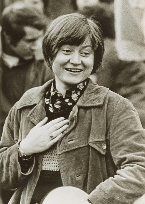 Рисунок 7. 1974 год, на XV слете Московского клуба самодеятельной песни