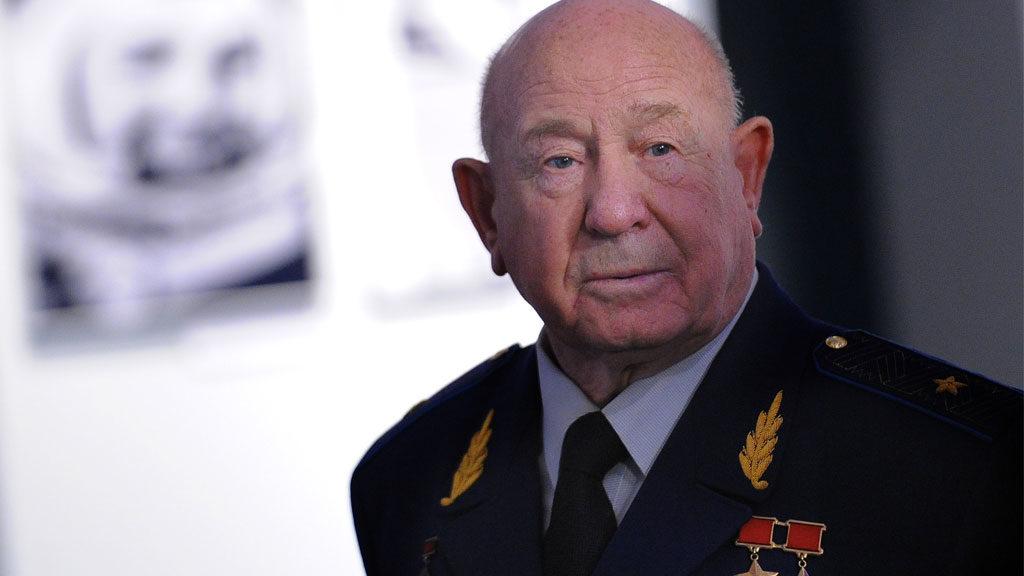 А. А. Леонов (30.05.1934 – 11.10.2019)