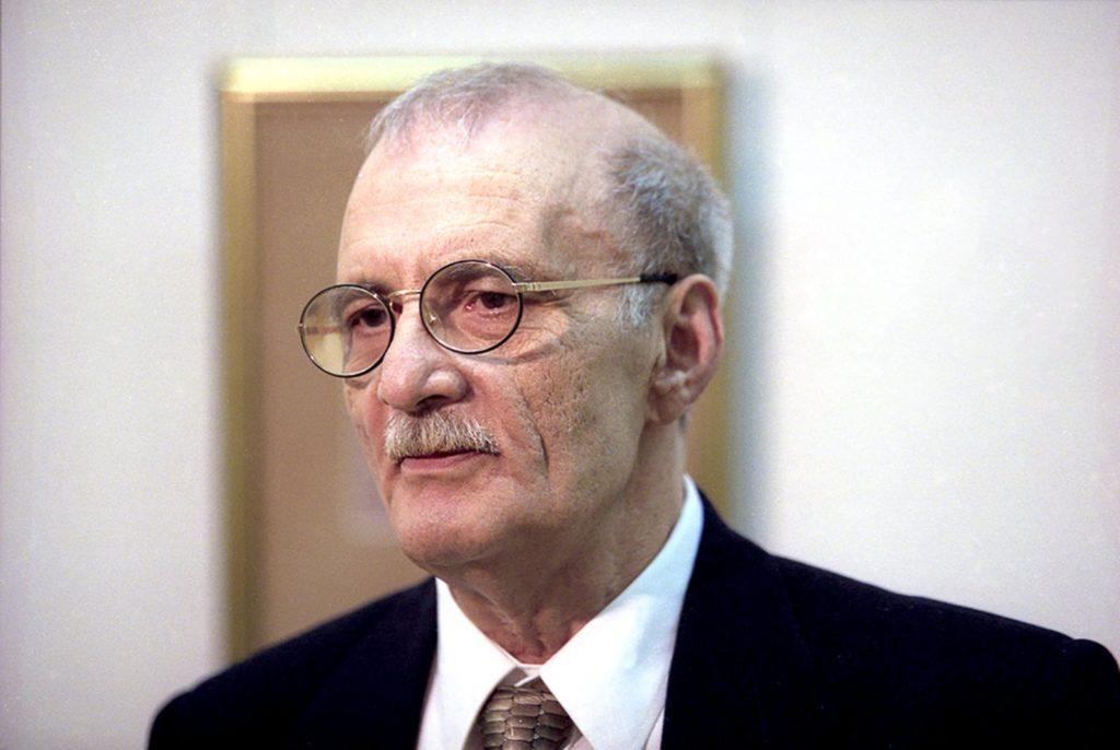 Г. Н. Данелия (25.08.1930 – 4.04.2019)