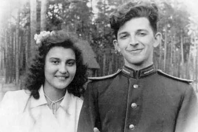 Ирина Шершова ‒ первая жена