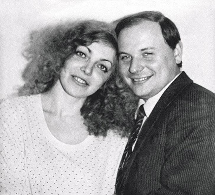 Дочь и с мужем