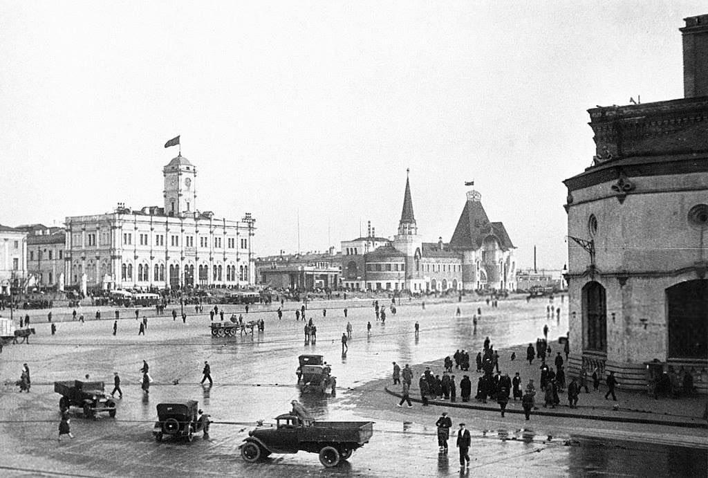 Москва, 1935 г.