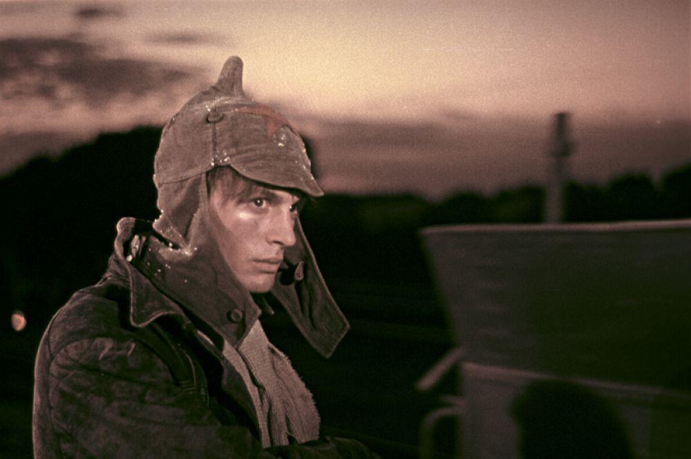 Вторая роль – Павка Корчагин