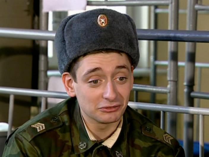 Кадр из сериала «Солдаты»