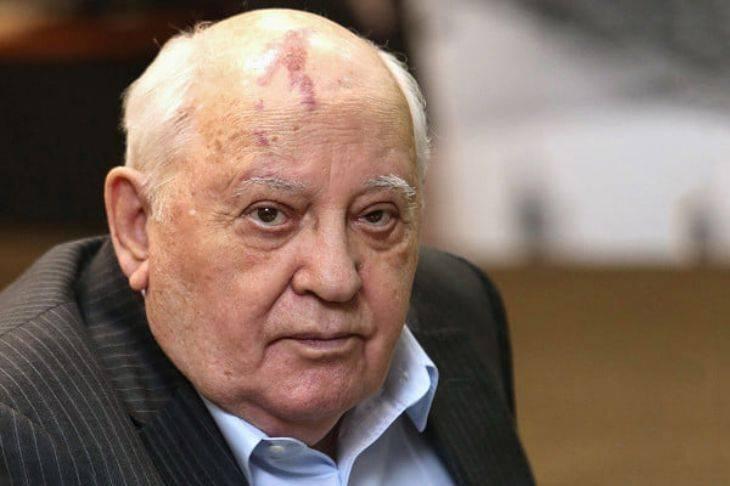 Михаил Горбачев биография и факты