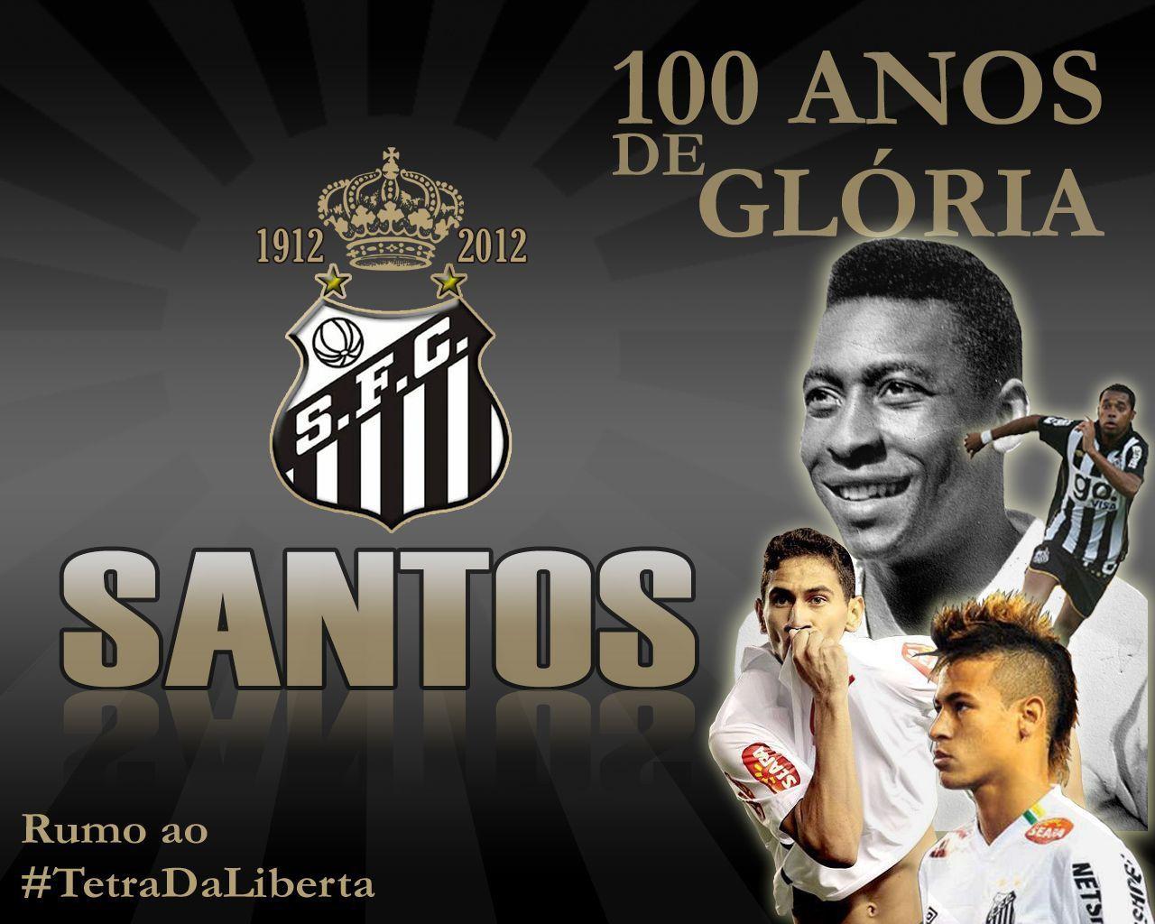 Эмблема клуба Santos