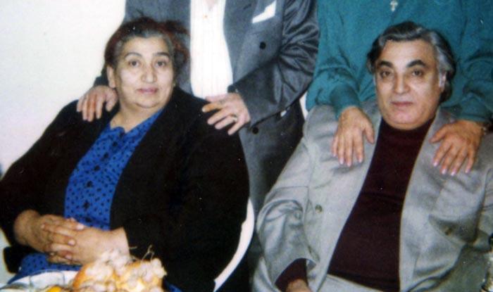 Аслан Усоян не был официально женат