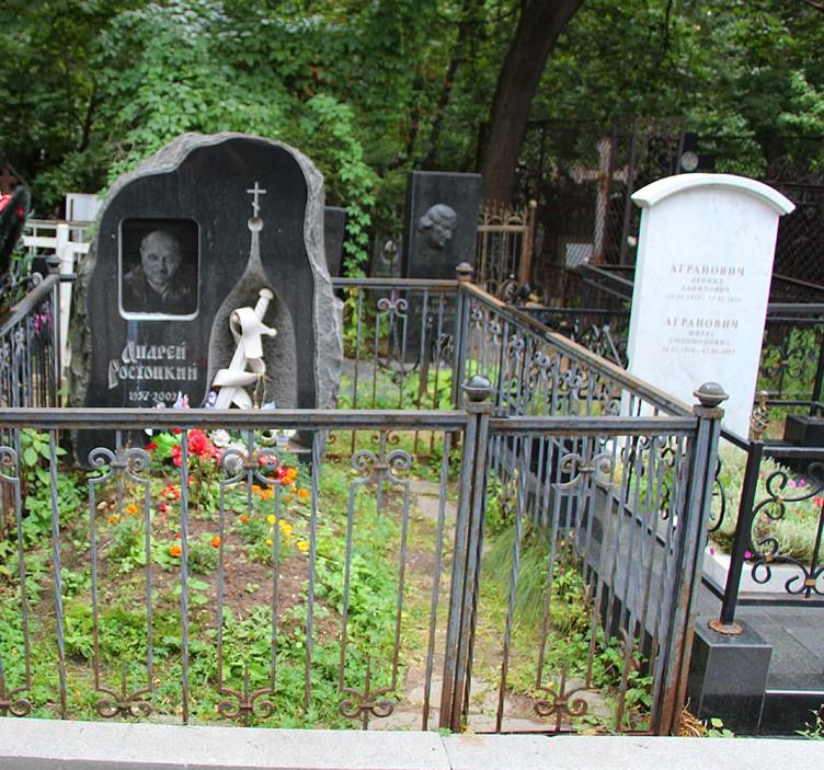 Где похоронен