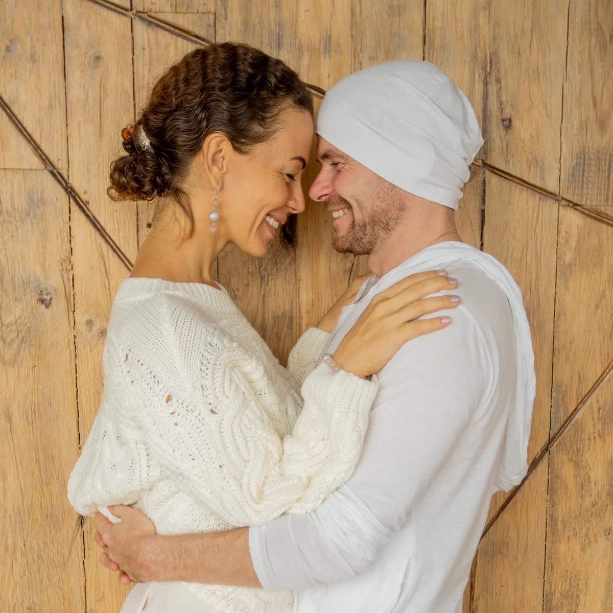 Со второй женой ‒ Еленой Поздеевой